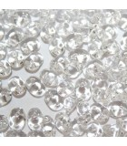 Perline Superduo Crystal 5x2,5mm - 10gr