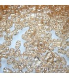 BI-BO Beads Crystal Orange Luster 5,5x2,8mm - 10gr