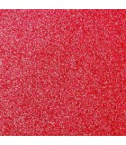 A4 Wine Red Glitter Card Dovecraft - 220gsm - 1sheet