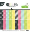 Let's Polka In The Meadow Collection Pack - Lawn Fawn - 30x30cm - 1sheet