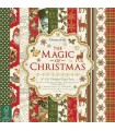 The Magic Of Christmas Designer Paper Pack - Dovecraft - 20x20cm - 48 sheets