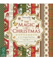 The Magic Of Christmas Designer Paper Pack - Dovecraft - 15x15cm - 48 sheets