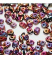 Superduo Beads Full Sliperit Jet  5x2,5mm - 10gr