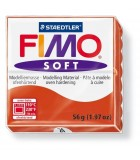 Fimo Soft Rosso Indiano - 56 gr