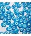Superduo Beads Pearl Shine Blue 5x2,5mm - 10gr