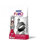 Fimo Soft Jewellery Pack Black and White
