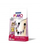 Fimo Soft Jewellery Pack Colored Pearls
