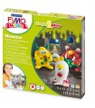 Fimo Kids Kit Form and Play - Monster - 4 colors x 42gr