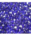 Superduo Beads Cobalt 5x2,5mm - 10gr