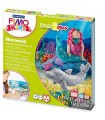 Fimo Kids Kit Form and Play - Mermaid - 4 colors x 42gr - 1.5oz