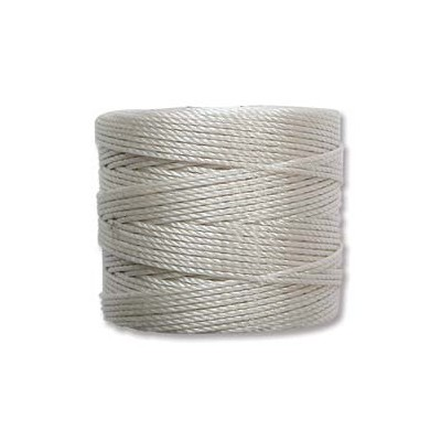 Super-Lon Bead Cord Cream 0,5mm - 70mt