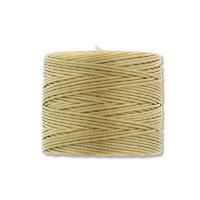 Super-Lon Bead Cord Bronze 0,5mm - 70mt