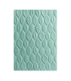Embossing Folder Leaves - 3D Textured Impressions - Sizzix
