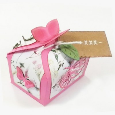 Fustelle Chocolate Box Butterfly - CraftEmotions