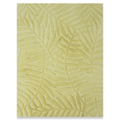Embossing Folder Tropical Leaf - 3D Textured Impressions - Sizzix