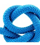 Climbing Cord - Light Blue 10mm - 1m