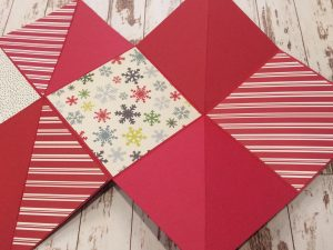 decorare la base con le carte scrap fase2