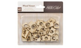 Wood Die Cuts