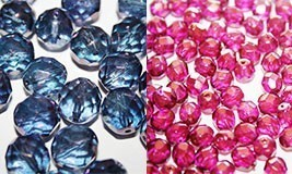 Fire Polished Beads - Wholesale