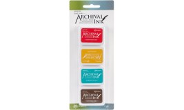 Archival Mini Ink Pad Kits