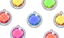Pendenti Chic  Strass